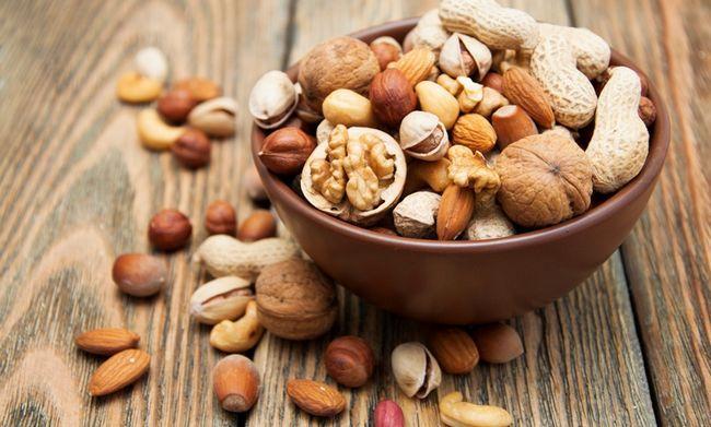 Вміст вітаміну F в продуктах