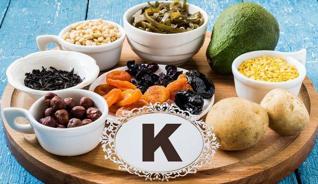 Вітамін K - жиророзчинний вітамін