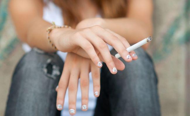 Шкода нікотину - отруєння всього організму