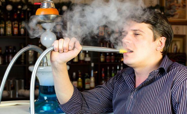 Чи шкідливо курити кальян?