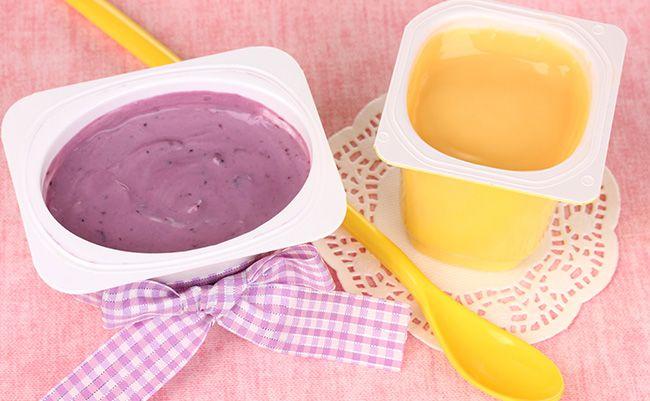 Йогурти тривалого зберігання