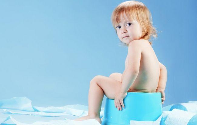 Запори у дітей: причини і лікування за допомогою нормофлоринов