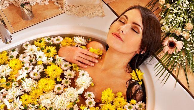 Користь трав`яних ванн для здоров`я